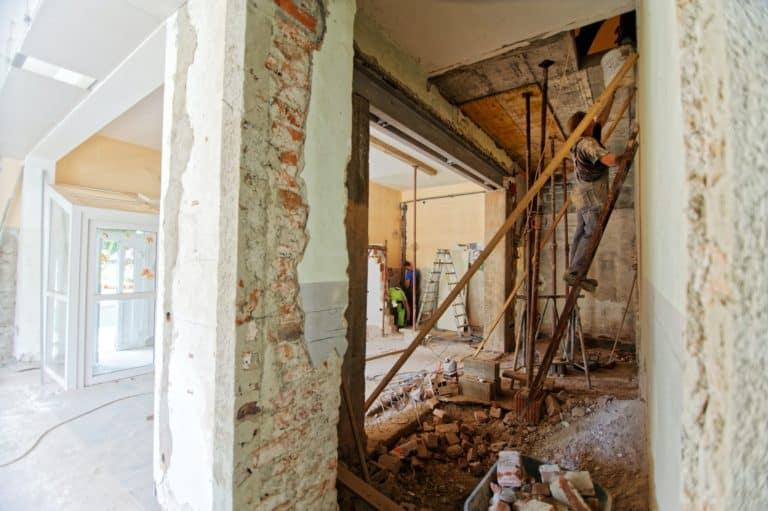 rénovation, Rénovation