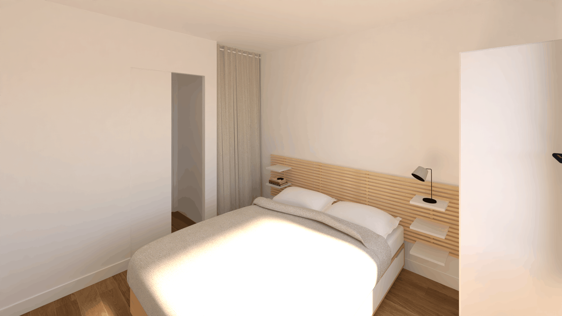 , Projet Appartement Saint-Cyr-l'Ecole