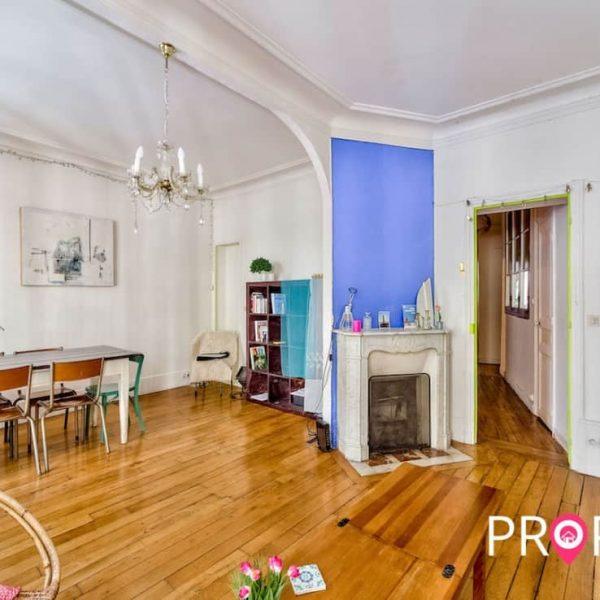 , Projet Paris 18