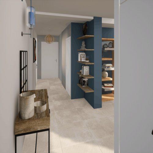 , Projet Appartement Versailles