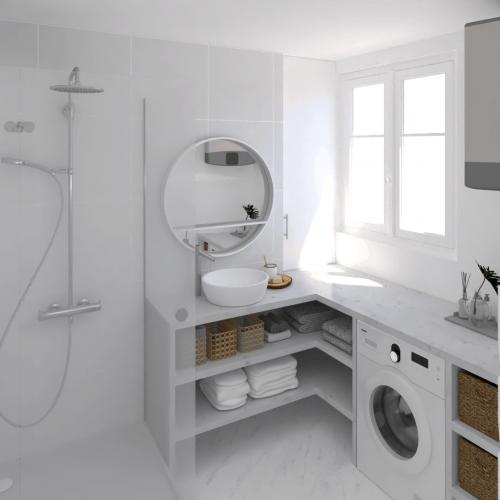 , Projet Appartement Paris 1er