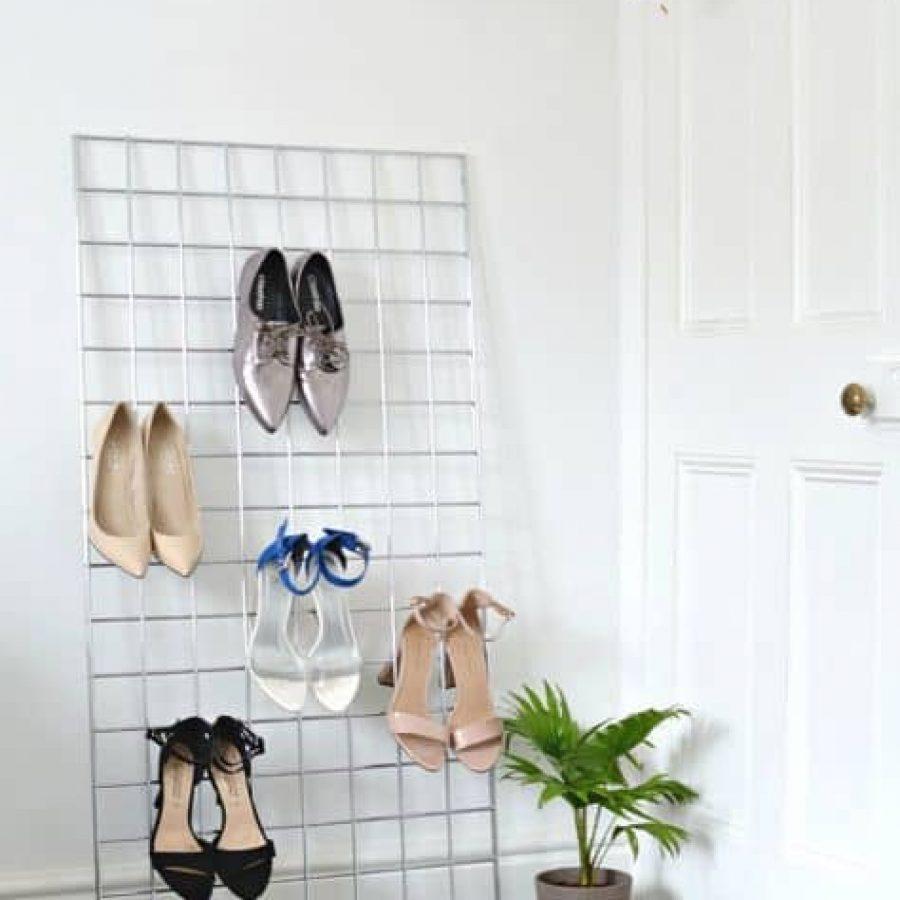 dressing, 10 DIY pour créer un dressing original et à moindre coût !